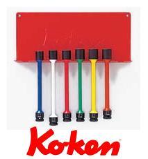 Ko-ken(コーケン) 12.7sq. ハンガーセット KP14101/6H