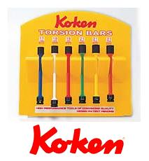 Ko-ken(コーケン) 12.7sq. ディスプレイセット KP14101/6S