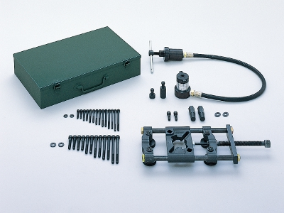 最も完璧な ATE7B:工具屋のプロ KTC(京都機械工具) クランクプーリーツールセットB 店-DIY・工具