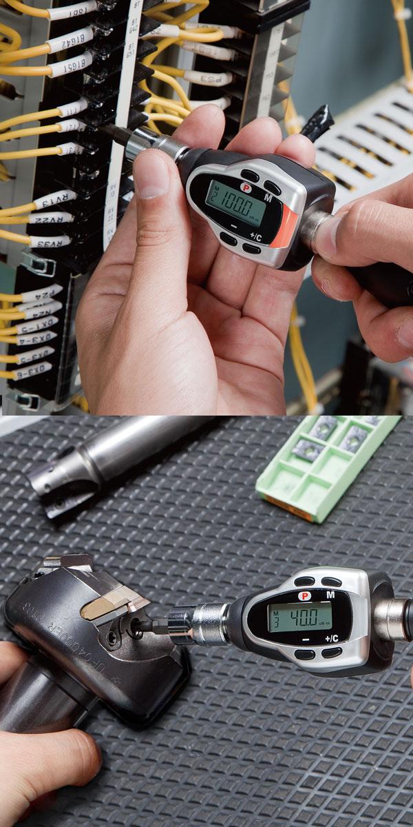 Degrace driver type 100-500 m-cN GLK500 KTC (Kyoto tool)