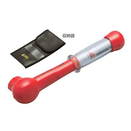 KTC(京都機械工具) 6.3sq.絶縁トルクレンチ ZGWPA20525