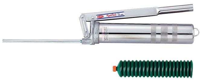 潤滑脂槍 (墨水匣類型) CG 400 KTC (京都機械)
