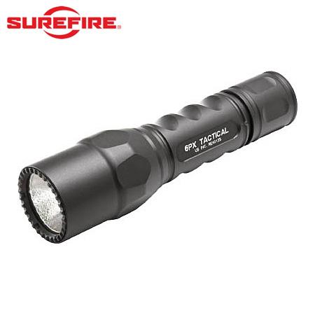 SUREFIRE LEDライト 6PXタクティカル 6PX-C-BK