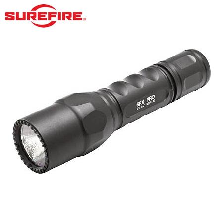 SUREFIRE LEDライト 6PXプロ 6PX-D-BK
