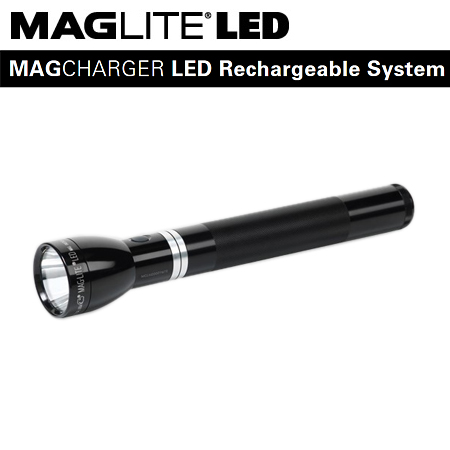MAGLITE LED マグライトML125(充電式) 黒 ML12533014