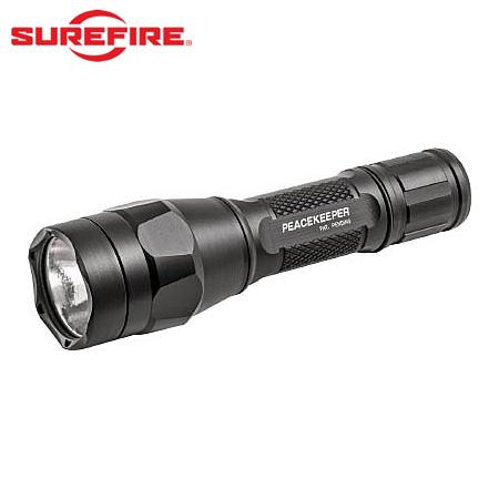 SUREFIRE LEDライト P1Rピースキーパー タクティカル P1R-A-BK