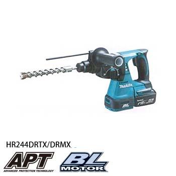 マキタ(makita) 24mm充電式ハンマドリル(5.0Ah) HR244DRTX