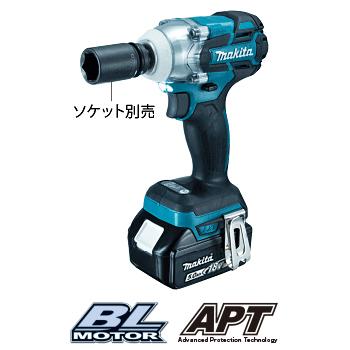 【セール品】【あす楽】マキタ(makita) 充電式インパクトレンチ(5.0Ah) 18V TW280DRTX 【定価より30%以上オフ】