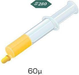 ミニター(MINITOR) ダイヤモンドコンパウンド 水溶性 5g #280 HD2204