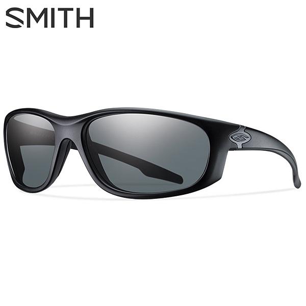 SMITH OPTICS チャンバータクティカル サングラス 偏光グレーレンズ CRTPPGY22BK