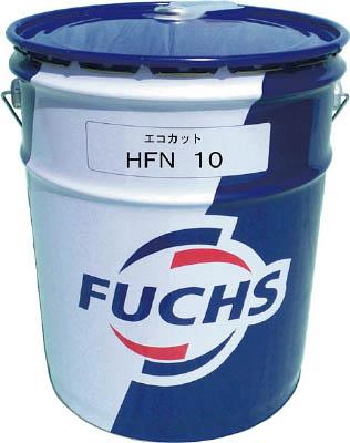 【直送】【代引不可】フックス エコカットHFN 油性切削油 20Lペール缶 HFN32LEPL
