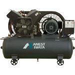 【直送】【代引不可】アネスト岩田 オイルフリーレシプロコンプレッサ 5.5kW 60Hz TFP55C-10-M6L