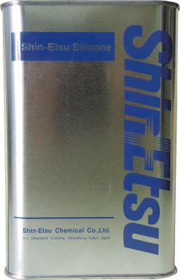 信越化学工業 シリコーンオイル 一般用 1000CS 1kg KF50-1-1000