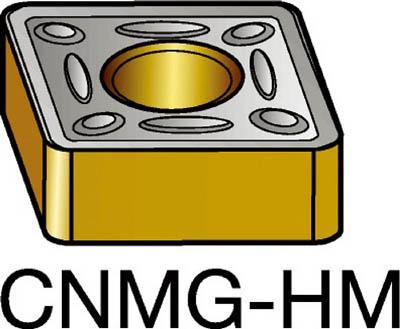 サンドビック T-Max P 旋削用ネガ・チップ 4205 10個 CNMG 19 06 16-HM 4205