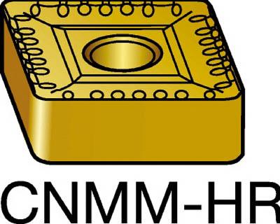サンドビック T-Max P 旋削用ネガ・チップ 4225 10個 CNMM190624-HR 4225