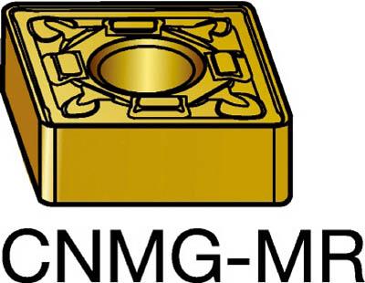 サンドビック T-Max P 旋削用ネガ・チップ 4215 10個 CNMG 19 06 16-MR 4215
