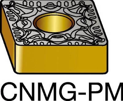 サンドビック T-Max P 旋削用ネガ・チップ 4215 10個 CNMG 19 06 08-PM 4215