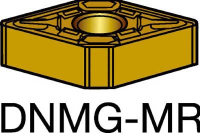 サンドビック T-Max P 旋削用ネガ・チップ 4215 10個 DNMG 15 06 08-MR 4215