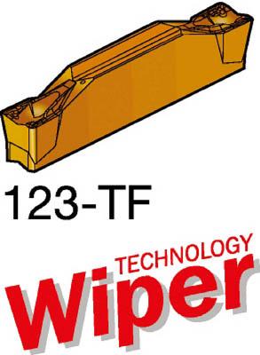 サンドビック コロカット2 突切り・溝入れチップ H13A 10個 N123K2-0600-0004-TF H13A