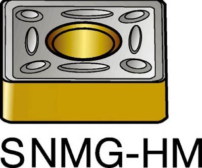 サンドビック T-Max P 旋削用ネガ・チップ 4225 5個 SNMG 25 09 24-HM 4225