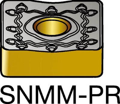 サンドビック T-Max P 旋削用ネガ・チップ 4215 10個 SNMM 19 06 16-PR 4215