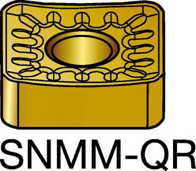 サンドビック T-Max P 旋削用ネガ・チップ 4225 10個 SNMM190616QR 4225