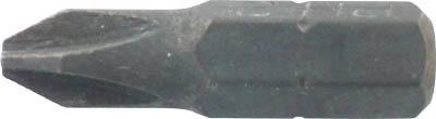 供恶作剧防止螺丝使用的比特十字形大头针合适尺寸M3M4M5兼用B176-0002 TRUSCO(桁架共)