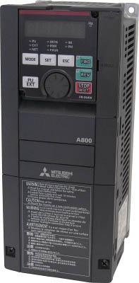 【2018最新作】 店 三菱電機 汎用インバータ FR-A820-2.2K-1:工具屋のプロ FREQROL-A800シリーズ-DIY・工具