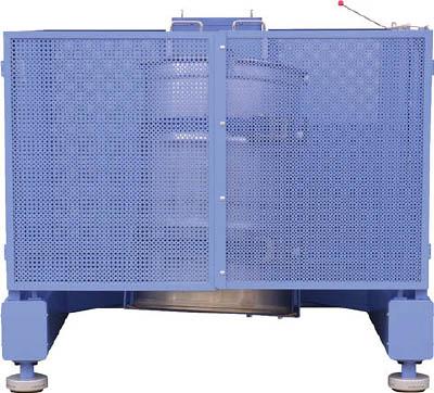 【直送】【代引不可】ミスギ 混合・かくはん機 まぜまぜマン 200Lドラム缶 SKB-500