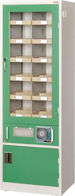 【直送】【代引不可】光葉スチール 防塵保護具保管庫 抗菌灯付 BM-120C