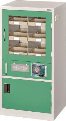 【直送】【代引不可】光葉スチール 防塵保護具保管庫 抗菌灯付 BM-60KC