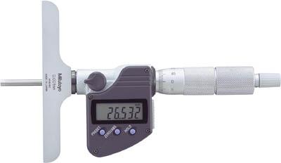 ミツトヨ(Mitutoyo) デジマチック替ロッド形デプスマイクロメータ DMC100-150MB