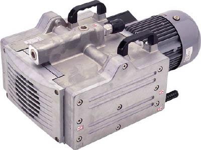 【直送】【代引不可】ULVAC(アルバック機工) 揺動ピストン型ドライ真空ポンプ 420/460L/min DOP-420SA