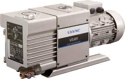 【直送】【代引不可】ULVAC(アルバック販売) 油回転真空ポンプ VD301