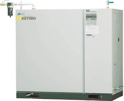 【直送】【代引不可】アネスト岩田 オイル式ブースター 7.5KW 60HZ CLBS75BF-30M6