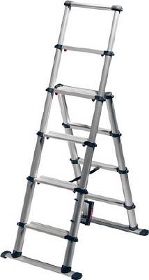 使い勝手の良い TCL-17:工具屋のプロ 店 1.1m コンビラダー コンパクト脚立はしご ハセガワ(長谷川工業)-DIY・工具