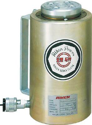 RIKEN(理研商会) 200kNジャッキアップ用アルミシリンダー 70MPa 150mm SJ2-150ALT