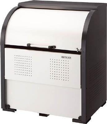 【直送】【代引不可】ダイケン スチールゴミ収集庫クリーンストッカー 間口1000mm CKR-1000-2