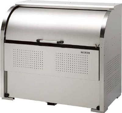 【直送】【代引不可】ダイケン ステンレスゴミ収集庫クリーンストッカー 間口1300mm CKS-1300
