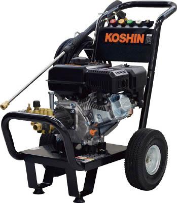 【直送】【代引不可】工進 エンジン式高圧洗浄機 JCE-1408UDX