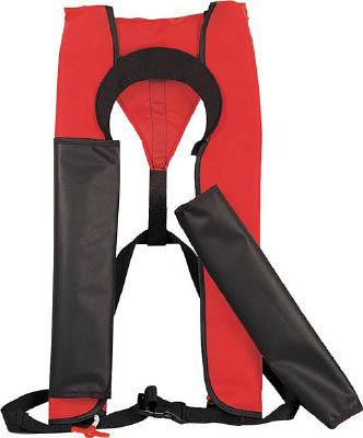 シゲマツ(重松製作所) 作業用救命衣(自動膨張式) 赤 FN-60 R