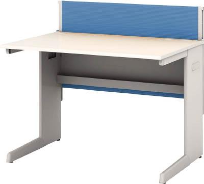 【直送】【代引不可】IRIS(アイリスチトセ) デスクパネル・コンセント付 デスク幅1000mm ブルー CPD-1070-W-BL