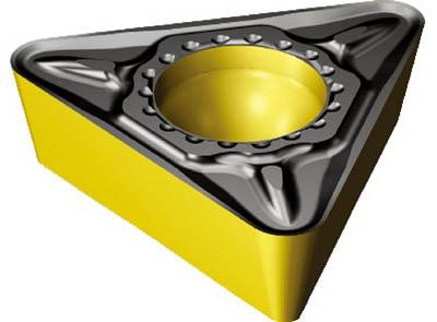 サンドビック コロターン111 旋削用ポジ・チップ COAT 10個 TPMT 11 03 04-PM
