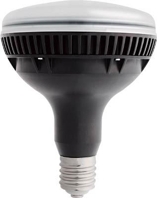 IRIS(アイリスオーヤマ) 看板用LEDランプ バラストレス水銀灯代替 昼白色相当 LDR100-200V33N-H-E39-36BK