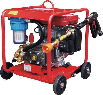 【直送】【代引不可】スーパー工業 エンジン式 高圧洗浄機 SER-2307-4