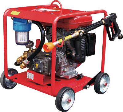 【直送】【代引不可】スーパー工業 エンジン式 高圧洗浄機 SER-1615-4