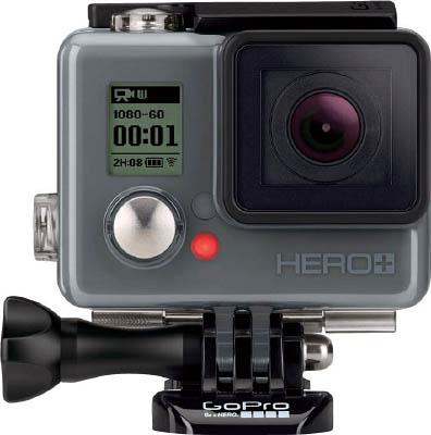GoPro HERO+ LCD CHDHB-101-JP