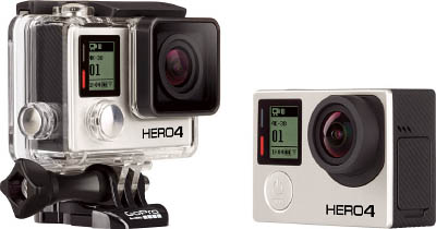GoPro HERO4 ブラックサーフ CHDSX-401-JP2
