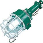 ハタヤリミテッド 防爆・防雨型蛍光灯ハンドランプ 100V21W HEP-21N