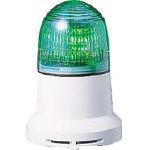 パトライト 小型LED表示灯 φ82 緑 PES-24-G